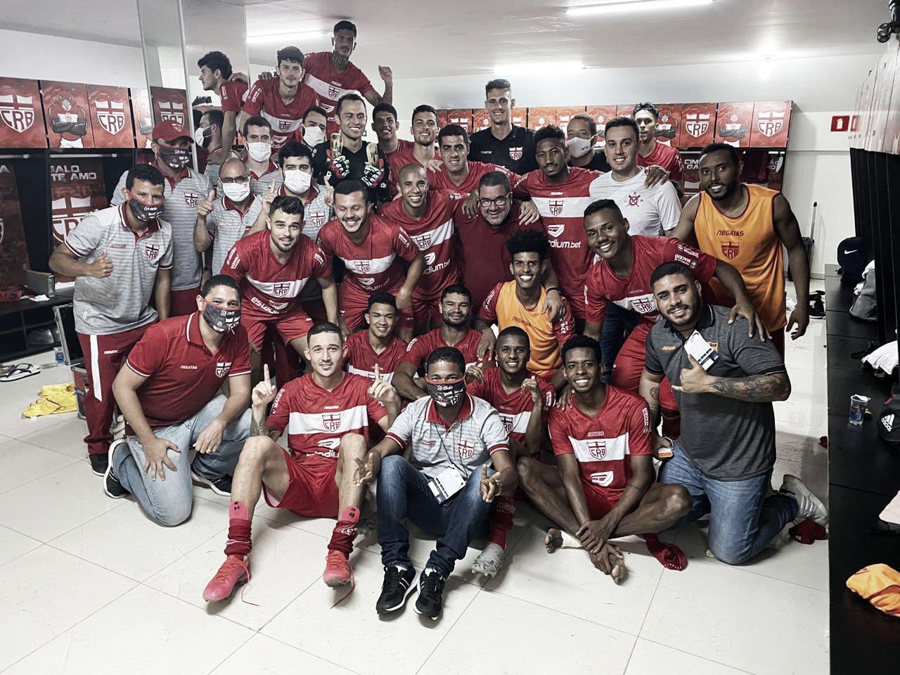 Foto: Gustavo Henrique/CRB