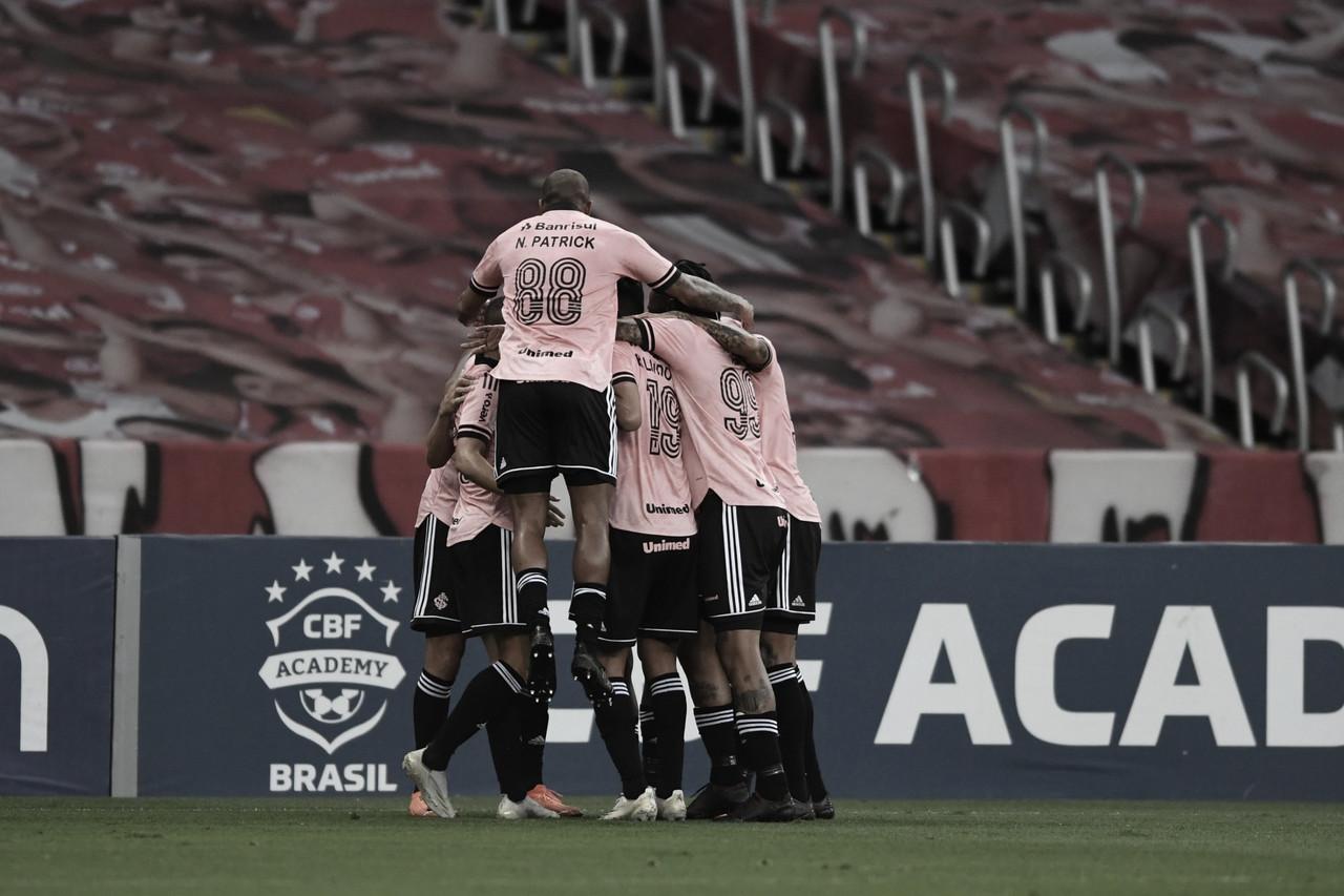 Foto: Reprodução/Sport Club Internacional