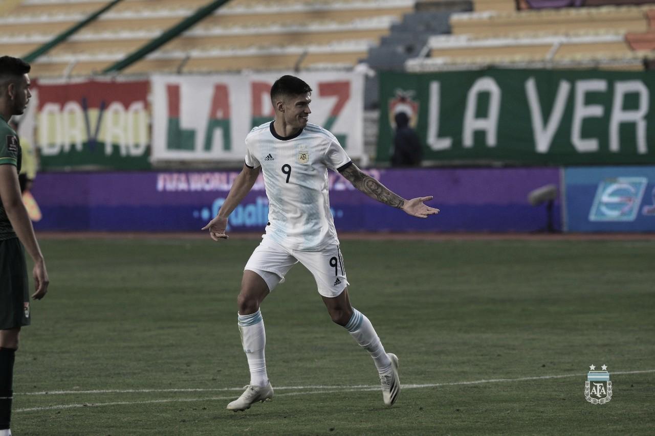 Argentina volvió a triunfar y comenzó las eliminatorias de la forma ideal