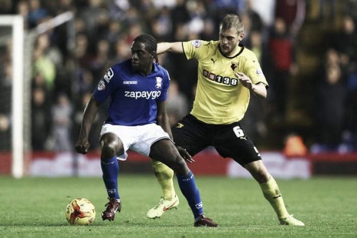 Ex Hornets defender Ekstrand close to Leeds move