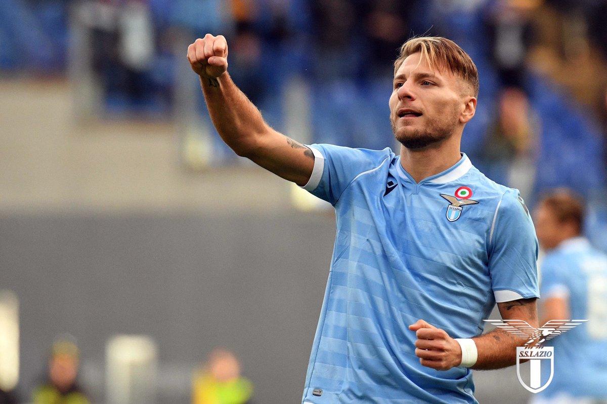 Immobile e Luis Alberto stendono l'Udinese: vince la Lazio 3-0