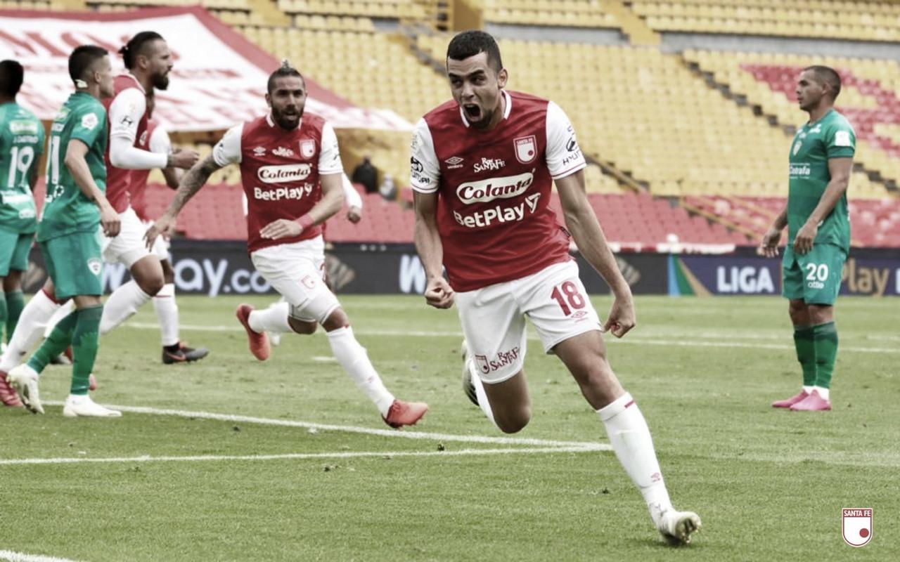 """Daniel Giraldo: """"Somos un equipo que tiene metas y objetivos claros"""""""