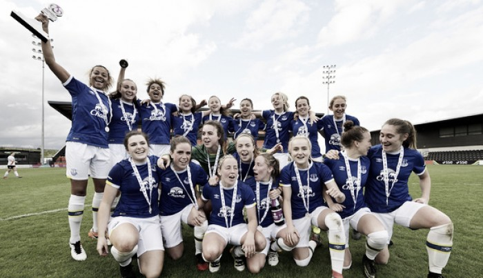 Everton set to rejoin WSL 1 after Notts County departure