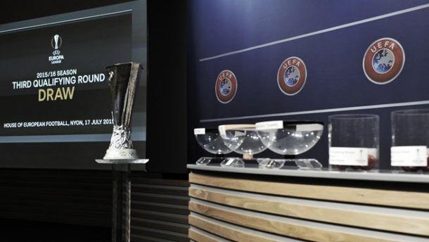 Europa League: il sorteggio del terzo turno preliminare