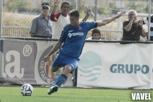 """Vigaray: """"Toca pensar ya en el partido ante el Granada"""""""