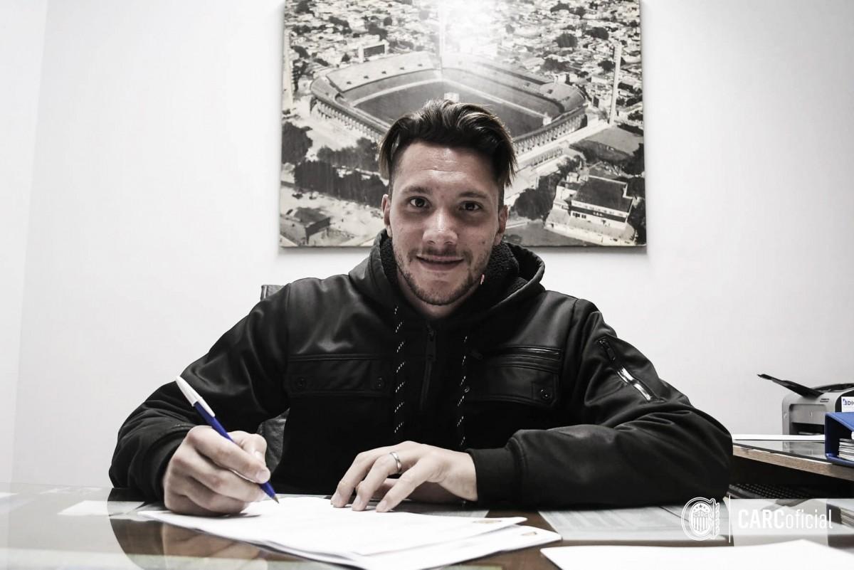 Jeremías Ledesma extendió su contrato