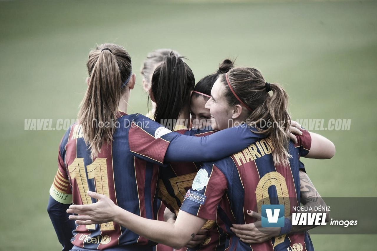 Convocatoria del FC Barcelona femenino para medirse al Granadilla Tenerife