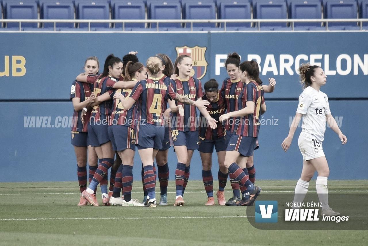 Análisis post: Victoria del FC Barcelona Femení en Monza