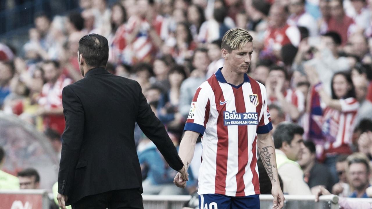 """Torres y su relación con Simeone: """"No sé si fue algo personal o profesional, o un poco de las dos"""""""