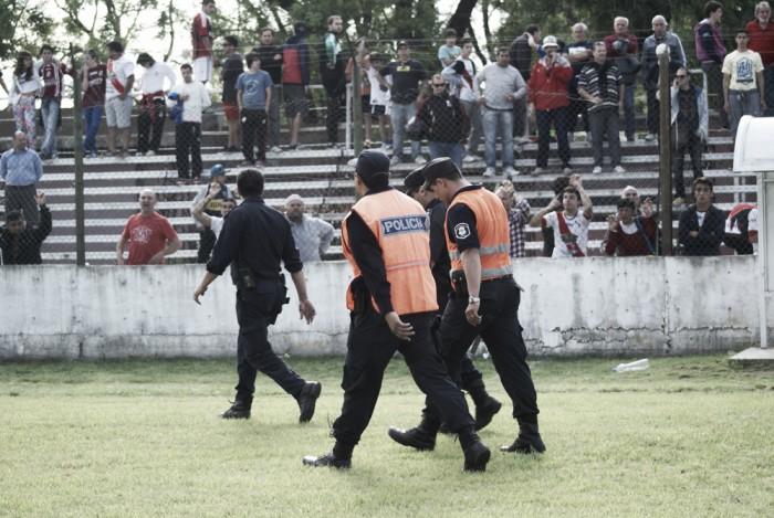 Primera B Nacional: Partidos suspendidos en Capital