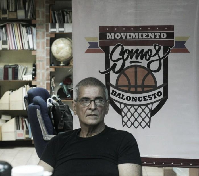 """Bruno D'Adezzio lidera proyecto """"Somos Baloncesto"""""""