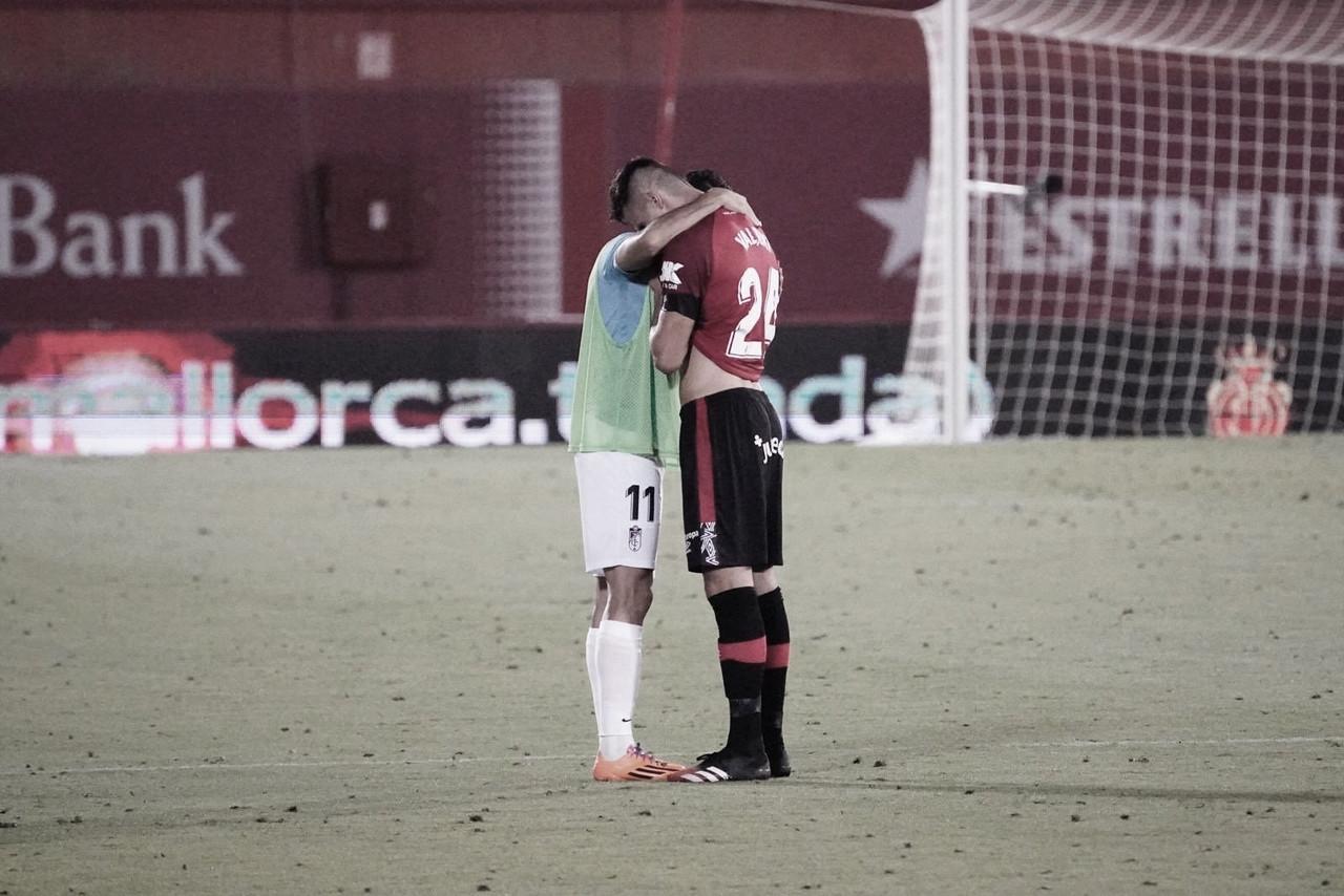 El Mallorca se despide de Primera División (1-2)