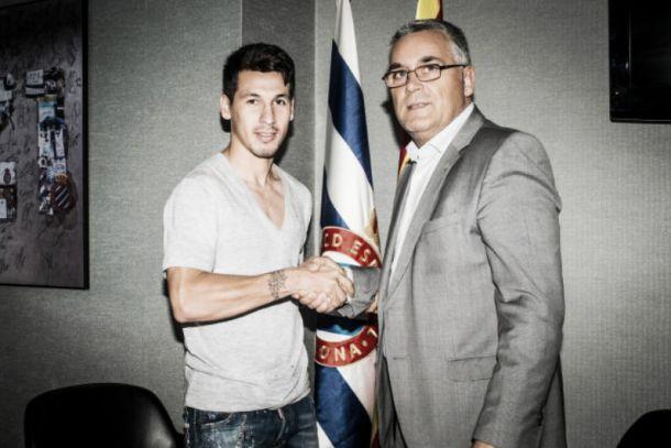 El Espanyol ficha a Hernán Pérez