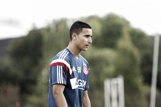 Anwar El Ghazi renueva con el Ajax hasta 2019