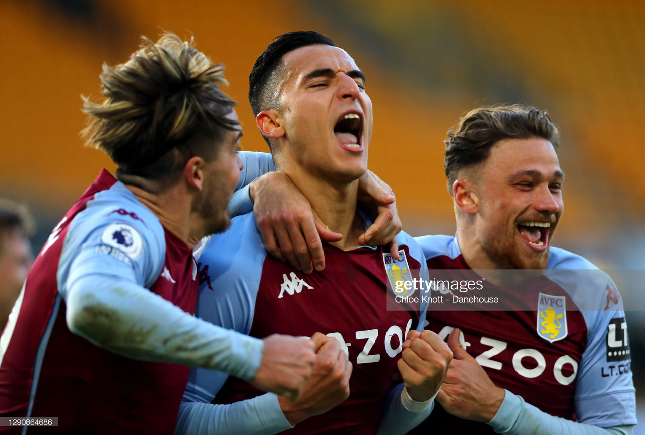 Wolves 0-1 Aston Villa: Late penalty the difference in tight West Midlands derby