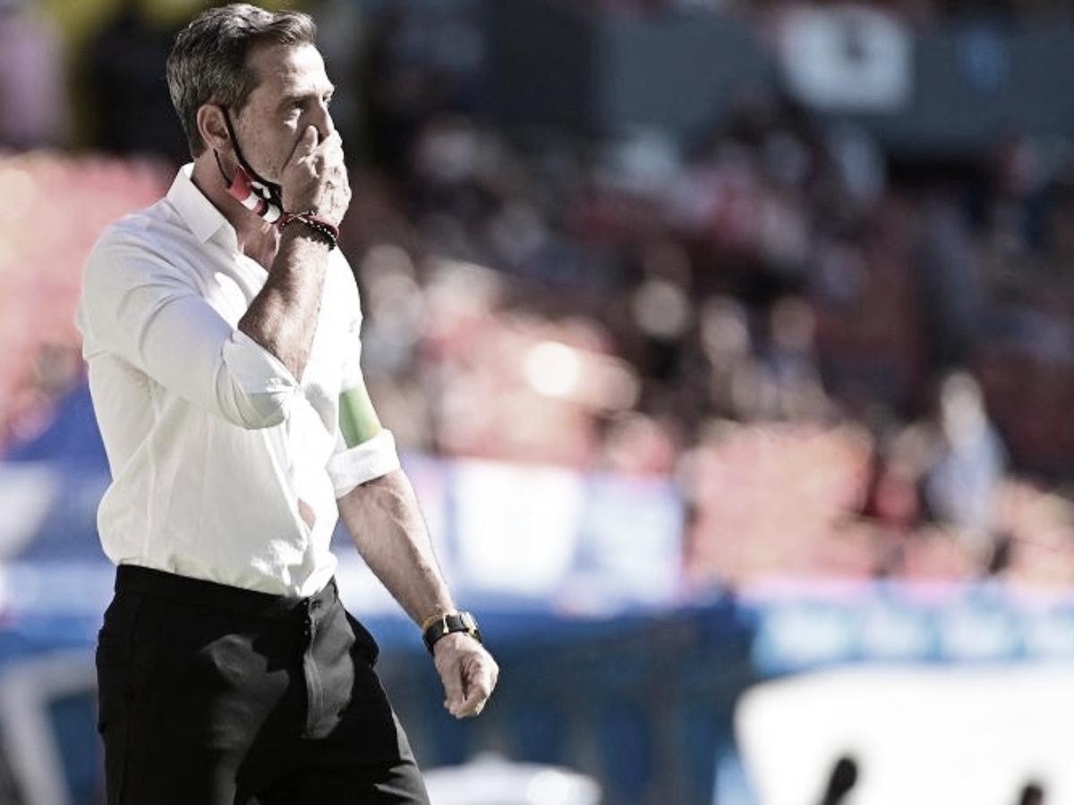 """Diego Cocca: """"Tenemos que seguir más unidos que nunca"""""""