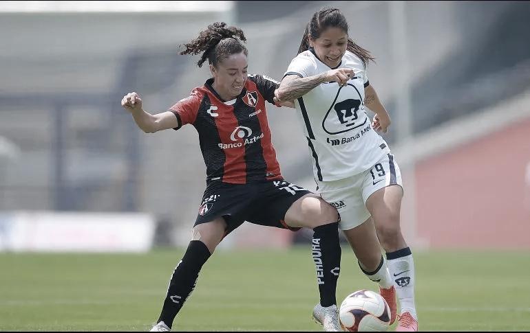 Atlas Femenil logra empate en Ciudad Universitaria