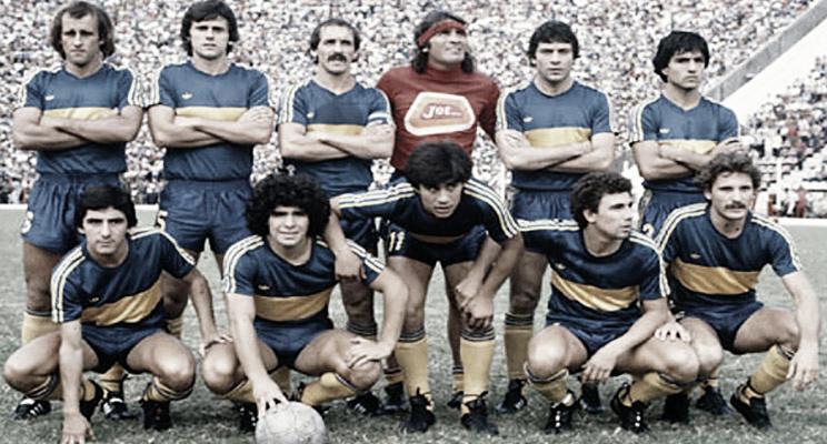 Efemérides: Boca campeón Metropolitano 1981