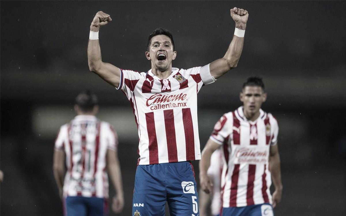 """Jesús Molina sobre el balance de Chivas: """"Fuimos de menos a más"""""""