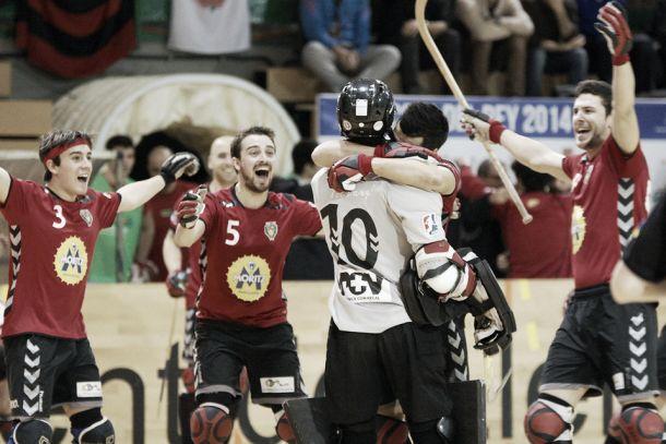 Liceo, Vic, Barça y Voltregà, semifinalistas de la Copa del Rey