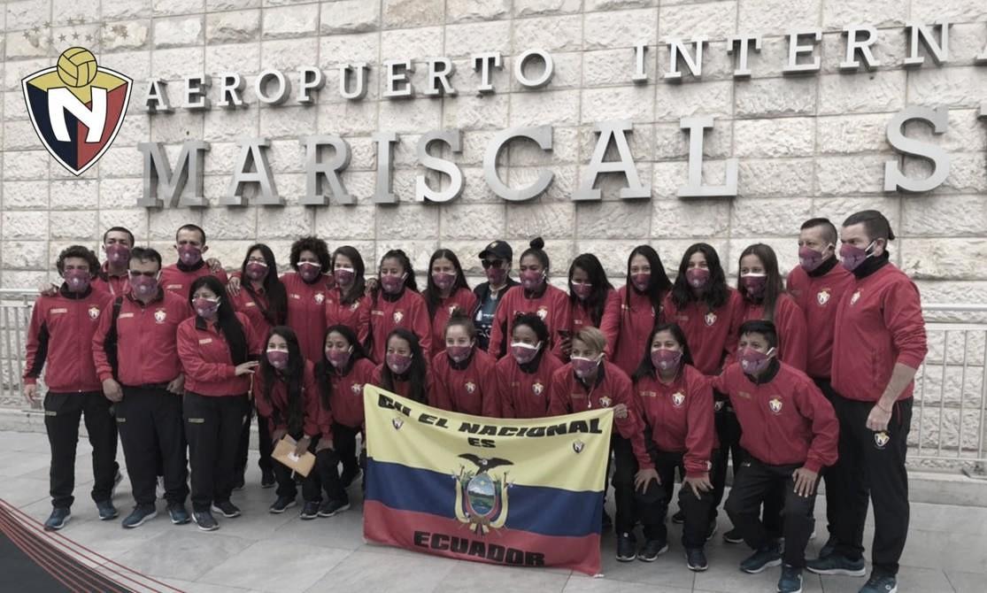 Club Deportivo El Nacional Femenino