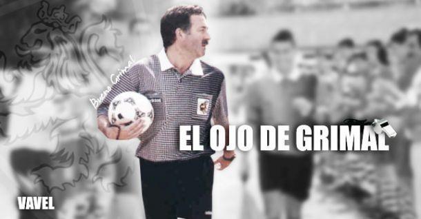 El ojo de Grimal: U.E. Llagostera - Real Zaragoza