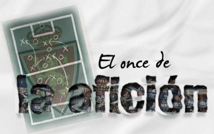 El once de la afición zaragocista: jornada 41
