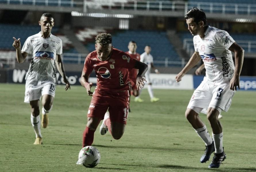 Datos que dejó la victoria de América 2-0 sobre Unión Magdalena