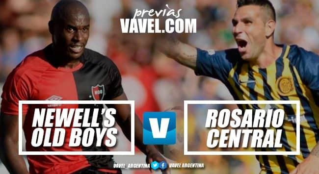Previa: Newell's Old Boys - Rosario Central: el partido que todos quieren jugar