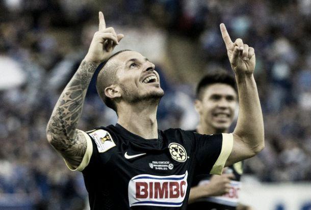 Hablar con goles, la respuesta de Darío Benedetto