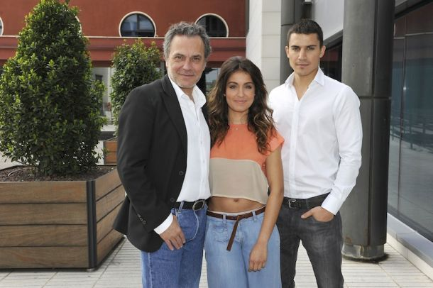 El martes 7 de abril arranca el casting para los extras de 'El Príncipe' en Granada