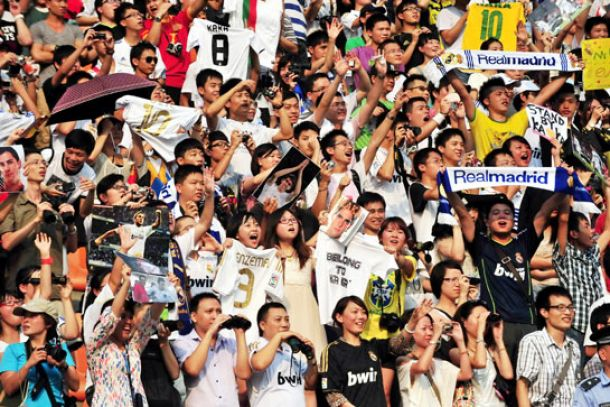 El Real Madrid volverá a realizar su pretemporada en Asia la próxima temporada