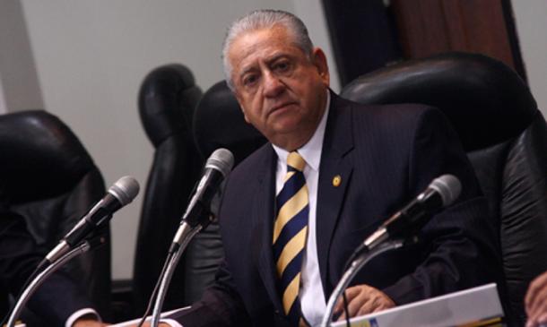 Suspendido el proceso electoral en la FEF