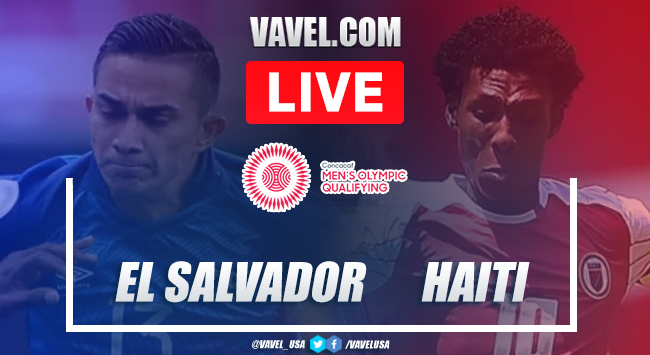 Goals and Highlights: El Salvador 2-1 Haiti in CONCACAF Men's Olympic Soccer Qualifying