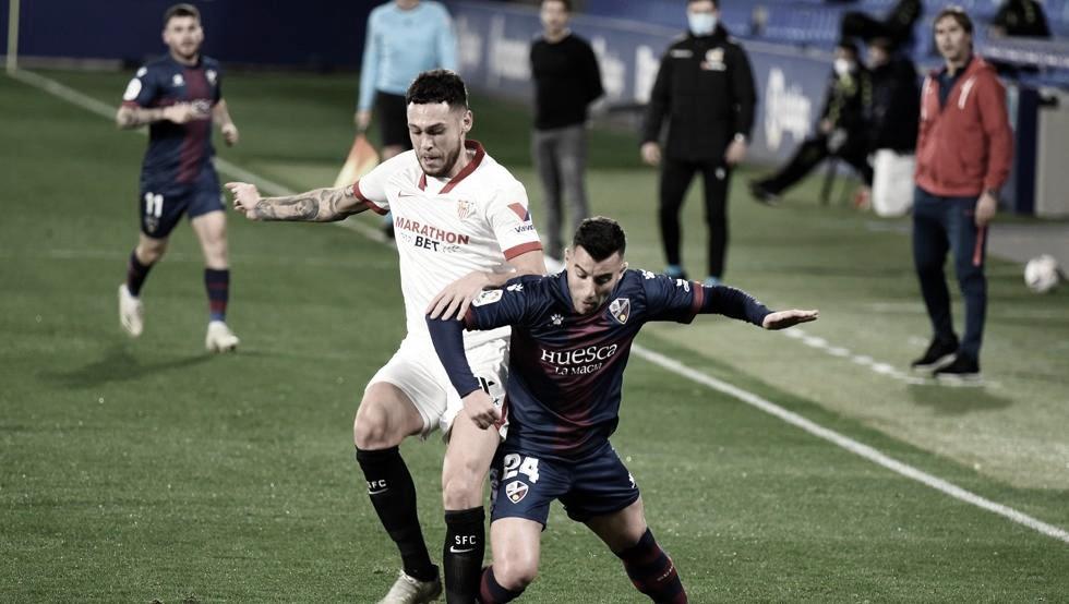 Previa Sevilla FC - SD Huesca: mismos objetivos, diferentes intereses
