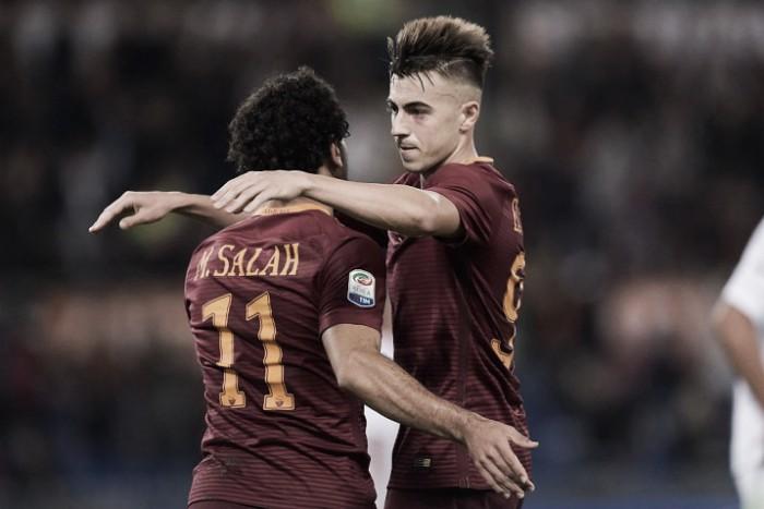 """Roma, El Shaarawy: """"A Spalletti dico grazie, pronto a non far rimpiangere Salah"""""""