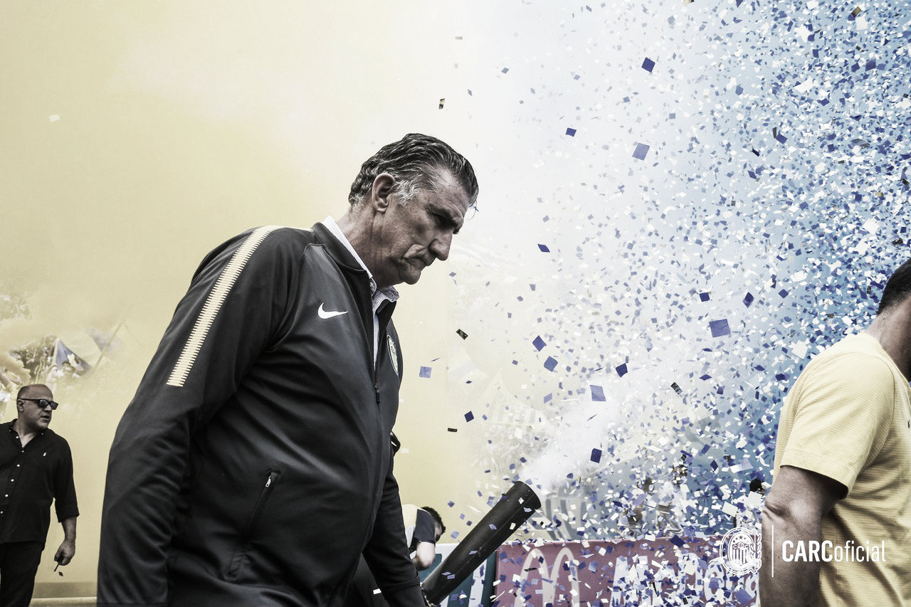 """Edgardo Bauza: """"Venimos arrastrando lesiones que complican"""""""