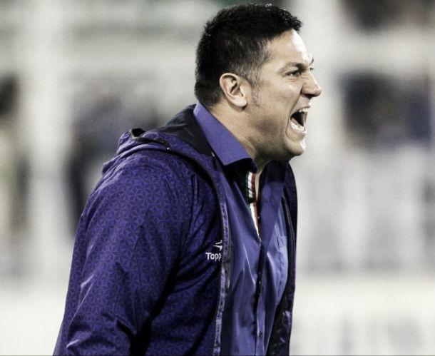 """Jose Flores:""""Tuvimos las chances de haber ganado"""""""