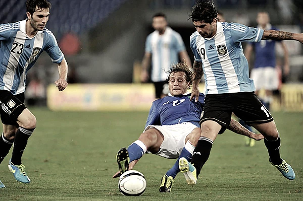 Em amistoso diante da Itália, Argentina tem importante teste antes da Copa do Mundo