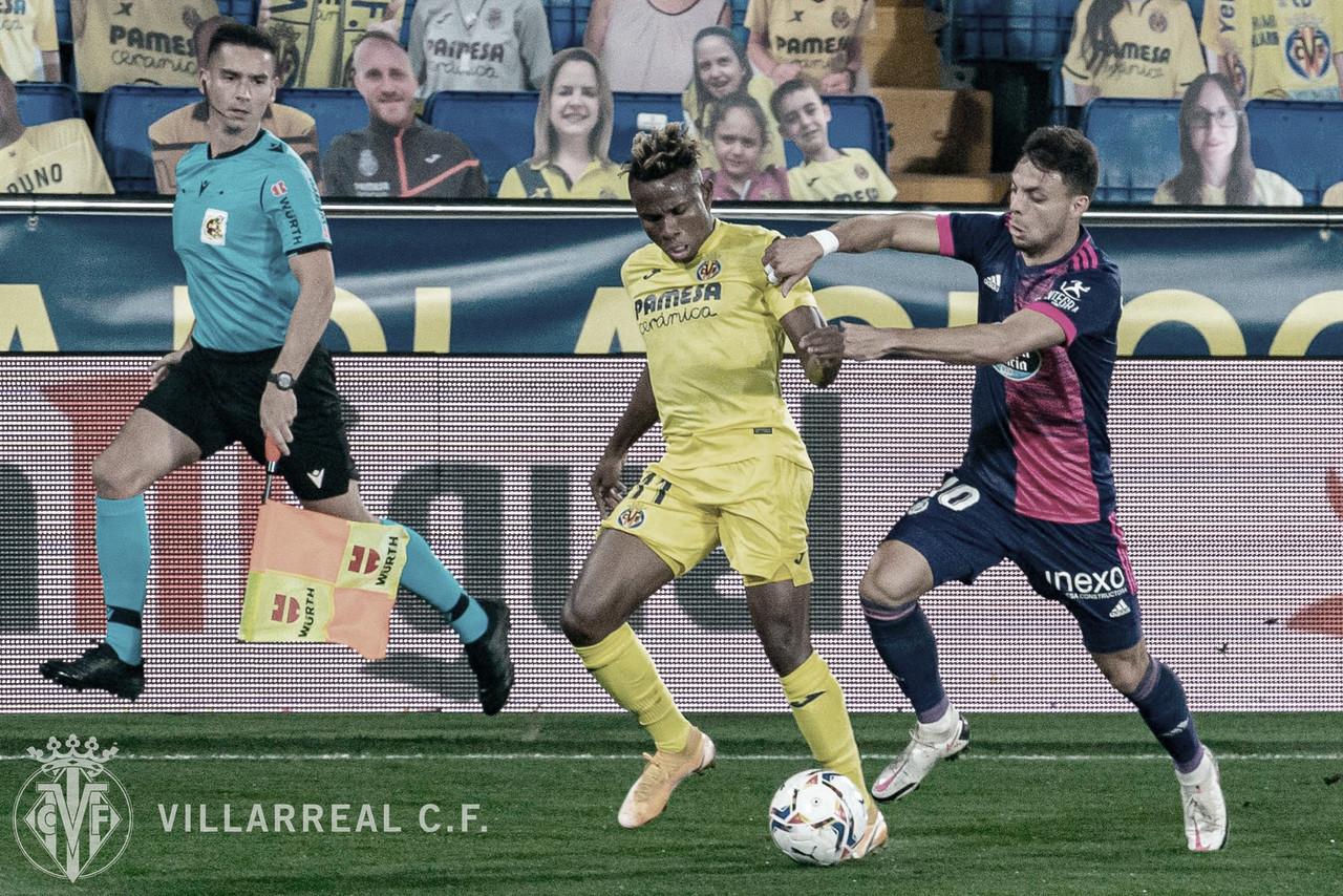 Resumen Villarreal vs Valladolid (2-0)