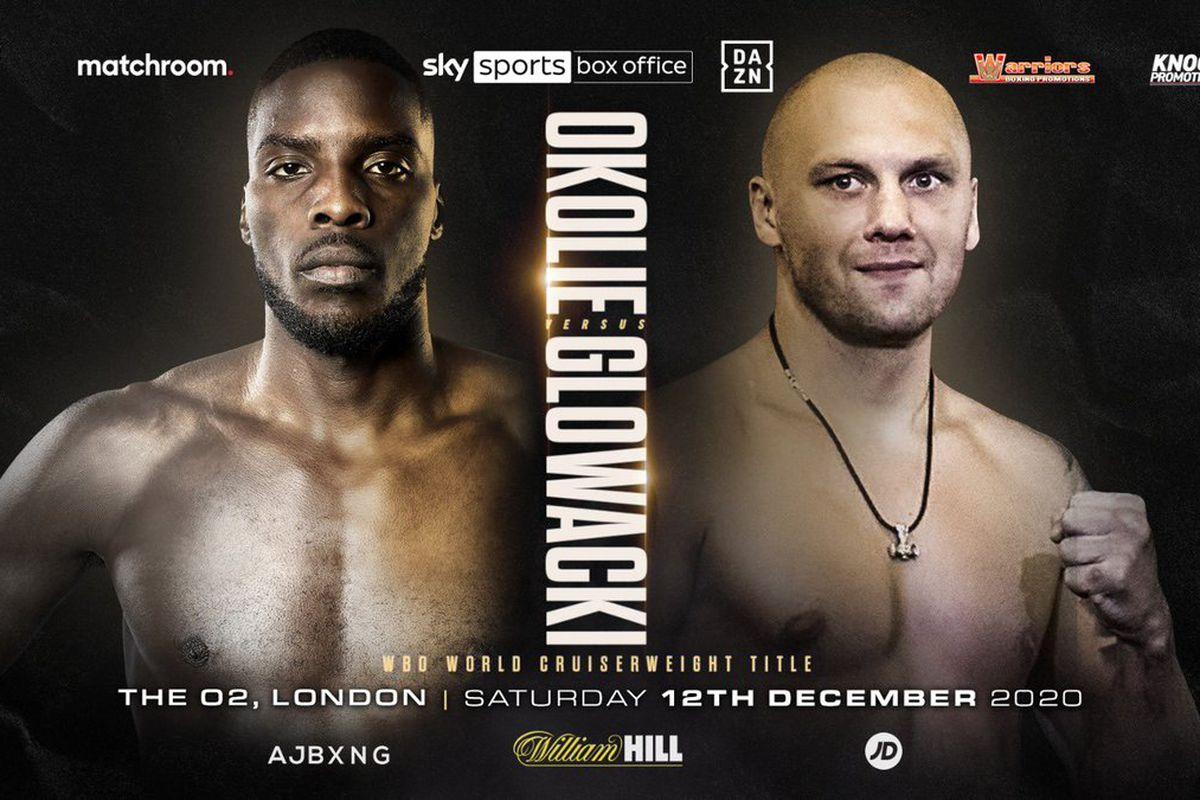 Lawrence Okolie Faces Krzysztof Glowacki For Vacant WBO World Title