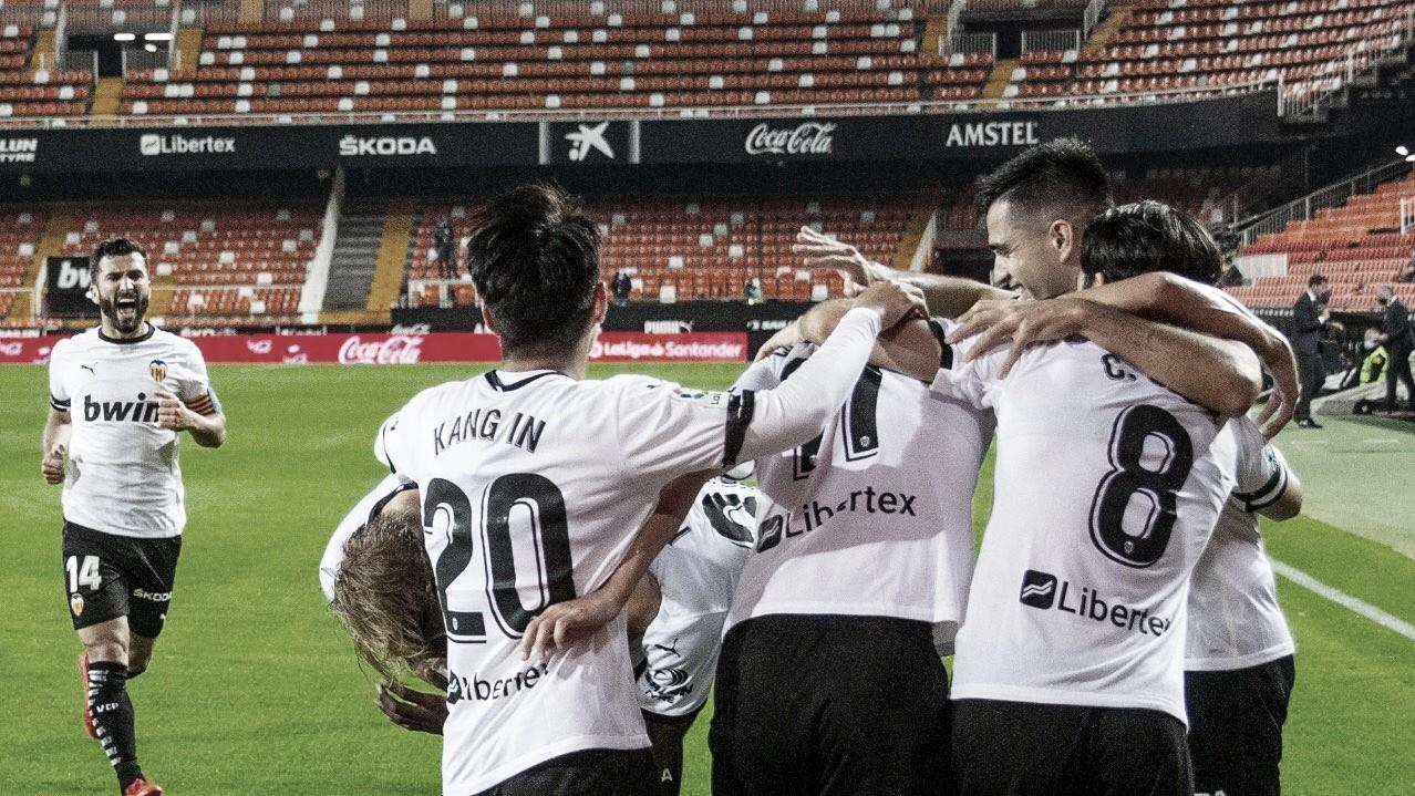 Previa Granada - Valencia: Tres puntos salvadores