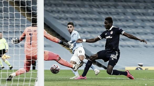 Gol e melhores momentos para Olympiacos 0x1 Manchester City pela Champions League
