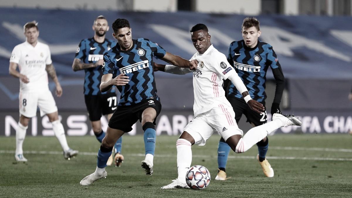 Gols e melhores momentos Internazionale 0x2 Real Madrid pela Champions League
