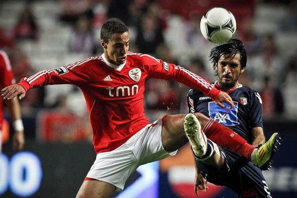 Benfica x Braga en la primera jornada de la liga portuguesa