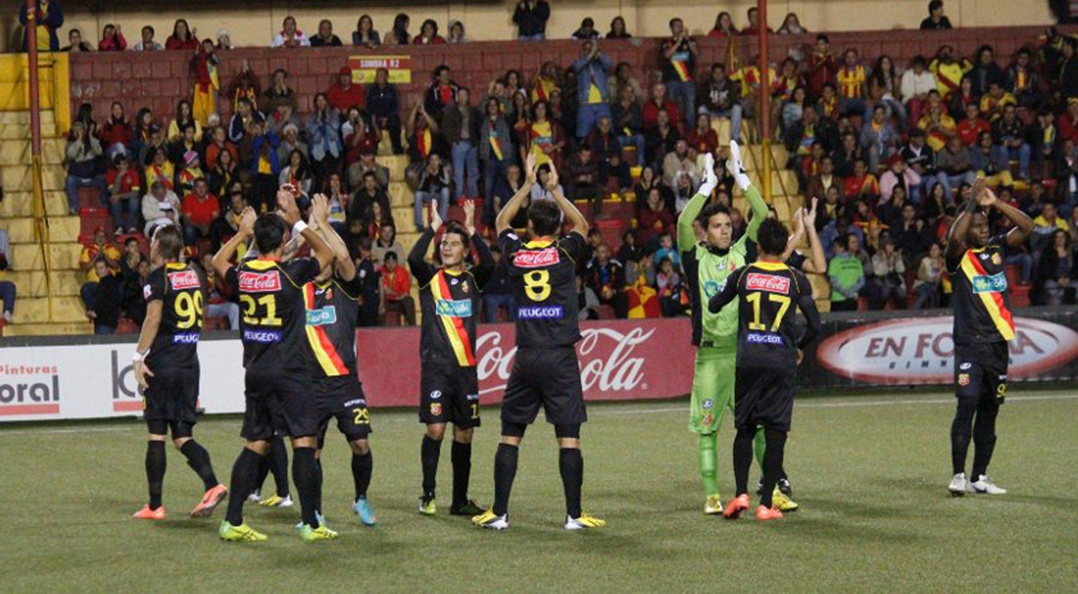 Herediano continúa en lo más alto del fútbol Centroamericano