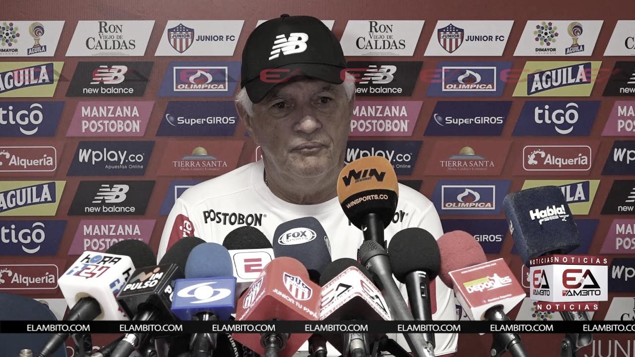 """Julio Comesaña: """"El partido es complicado pero es una oportunidad de ser mejores"""""""