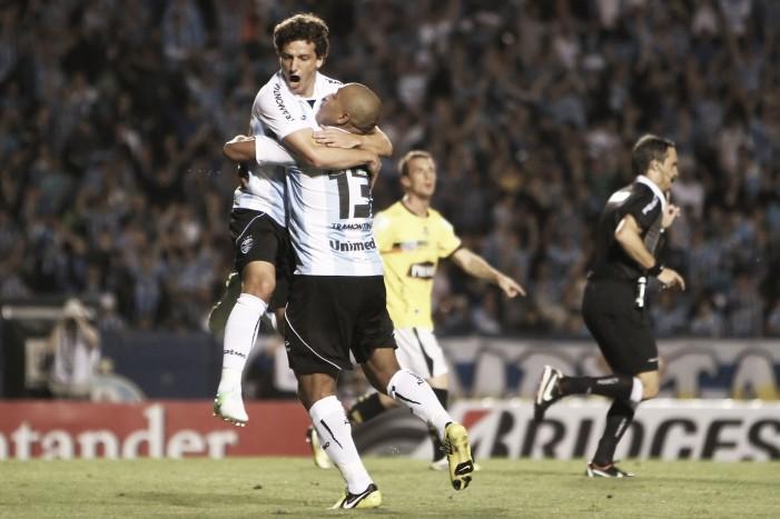 Grêmio tem retrospecto positivo contra equatorianos em Libertadores