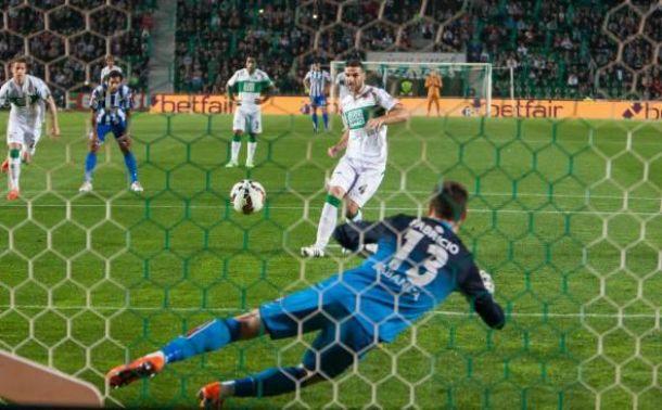 Elche - Deportivo de La Coruña: puntuaciones del Elche, jornada 34 de la Liga BBVA