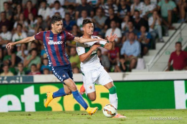 Eibar vs Elche en vivo y en directo online (0-1)